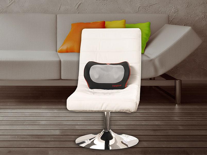 Беспроводная массажная подушка Casada Twist2GO (Твист2гоу)